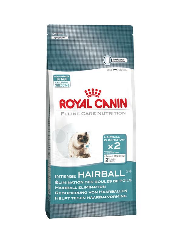 Intense Hairball 34
